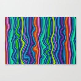 Tubular Canvas Print