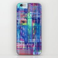 plaid iPhone & iPod Skins featuring Plaid by Julie M Studios