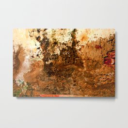 Stone Texture 1001 Metal Print