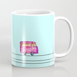 Little bus Coffee Mug