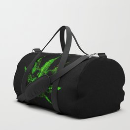 Pothead - Skull and Pot Plant Duffle Bag