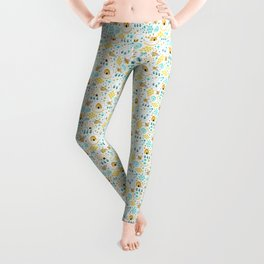 Busy Bees Leggings