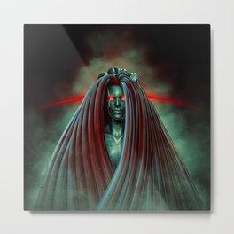 Medusa 3000 Metal Print