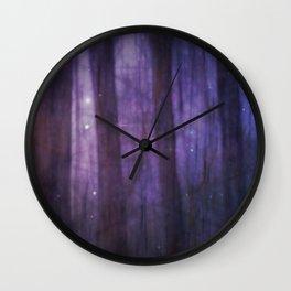 Starseeds Wall Clock