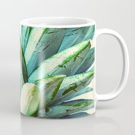 Green Pineapple Coffee Mug