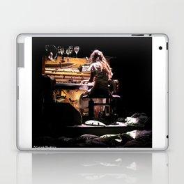 Live weird piano Laptop & iPad Skin