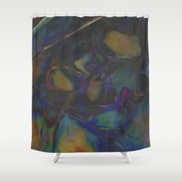 Unicorn Things 4 Shower Curtain