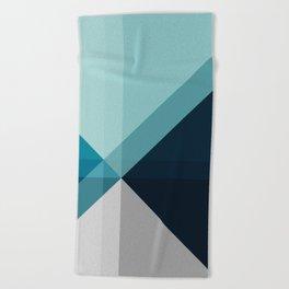 Geometric 1704 Beach Towel
