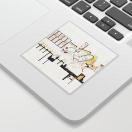 floorplan Sticker