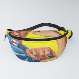 Puerto Rican Girl Unbreakable T-Shirt Fanny Pack