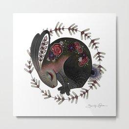 Angora Metal Print