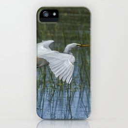 Grace Over Water iPhone Case