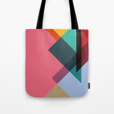 Triangles (Part 2) Tote Bag