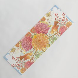 Bird & Butterfly Reflect Yoga Mat
