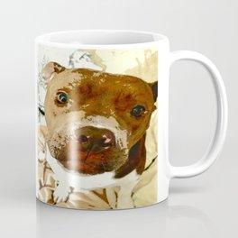Sweet Pibble Face Coffee Mug