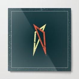 ALBUM Metal Print