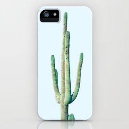 Loner Cactus #society6 #decor #buyart iPhone Case
