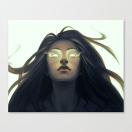 Precognition Canvas Print