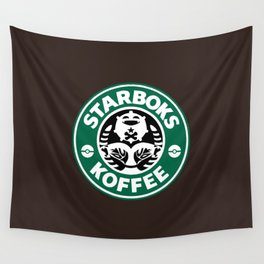 Starboks Koffee 2.0 Wall Tapestry