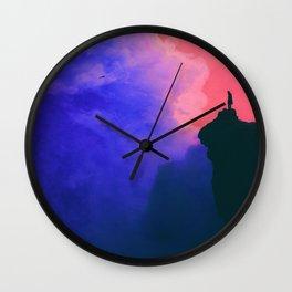 Un nouveau monde Wall Clock
