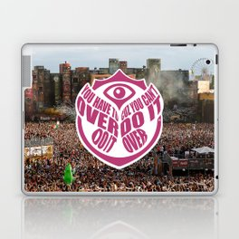 TomorrowWorld 2013 - Over Do It Laptop & iPad Skin