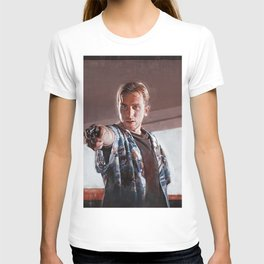 Open The Case - Pulp Fiction T-shirt