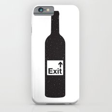 NOTHING #4 - Bottoms Up Slim Case iPhone 6s