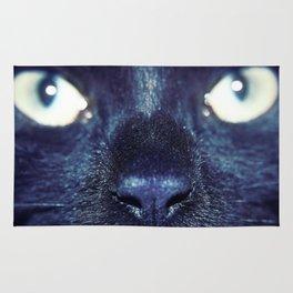 Essential Black Cat Rug