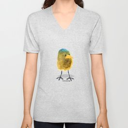 Two Scrambled Eggs - The Chick Unisex V-Neck