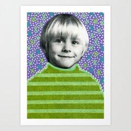Kurt Series 008 Art Print