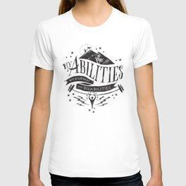 My Abilities Outweigh My Disabilities T-shirt