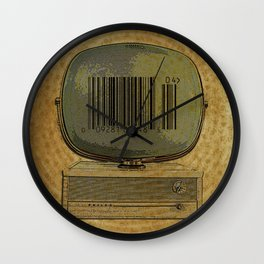 Commercial Real Estate Wall Clock