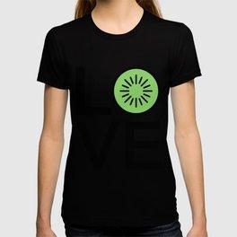 Love Kiwis Cute And Funny Love Design T-shirt