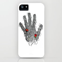 Gifted Hands iPhone Case