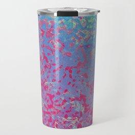 Colorful Corroded Background G284 Travel Mug
