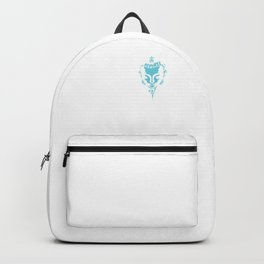 Friendship is the only cure for hatred, the only guarantee of peace | Gautama Buddha Backpack