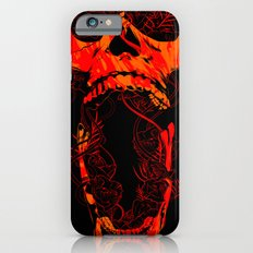 Chaos and Clarity ~ Red iPhone 6s Slim Case