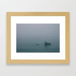 Sacra Luna Framed Art Print
