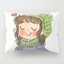 Coffee Lover Pillow Sham