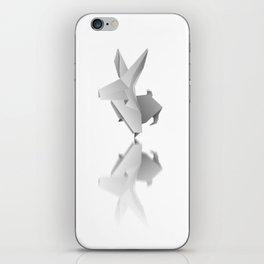 Paper Wings iPhone Skin
