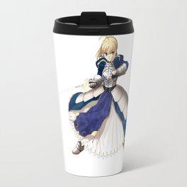Fate/stay Night - Saber Travel Mug