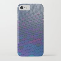 scales iPhone & iPod Cases featuring Scales by Sahara Novotny