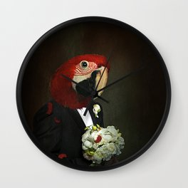 marry me ...  Wall Clock
