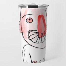 Weirdy Beardy Travel Mug