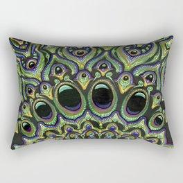 The Soul of Night Rectangular Pillow
