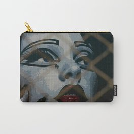 Who's That Girl?  Carry-All Pouch