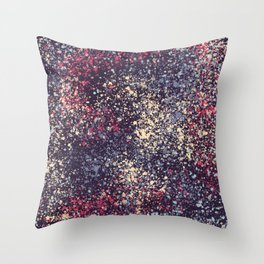 Vintage Abstract 2 Throw Pillow