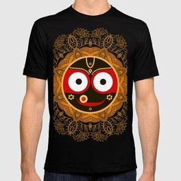 Jagannath. Indian God of the Universe. Lord Jagannatha. T-shirt