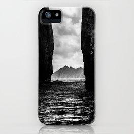 Diverge iPhone Case