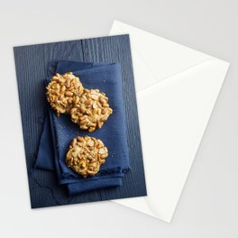Homemade cookies Stationery Cards